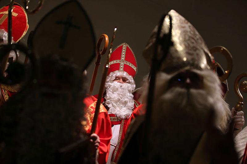 Nikolaus-Treffen in Deutschland