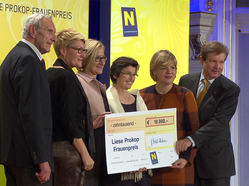 Liese Prokop Frauenpreis
