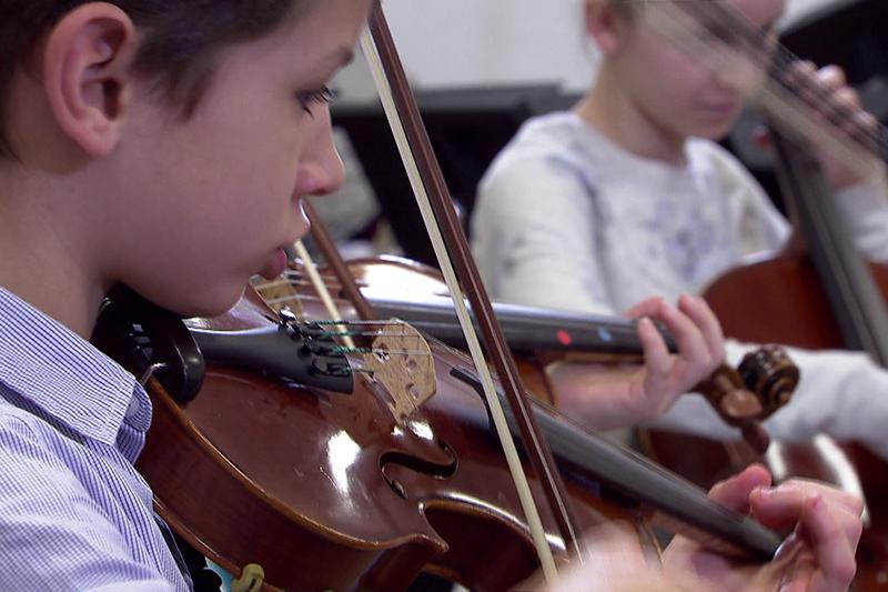 Bub Geige Musikschule