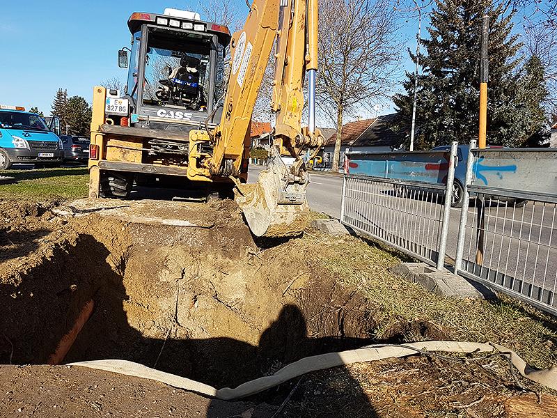 Arbeiten nach Rohrbuch in Eisenstadt