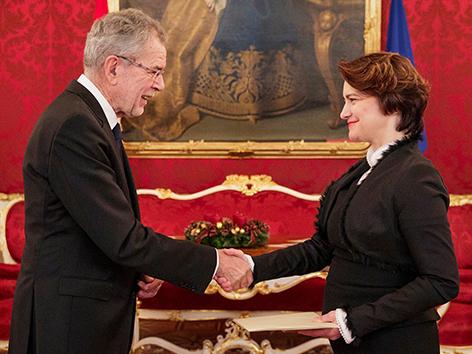 Slovensko veleposlaništvo na Dunaju  Škrilec VDB