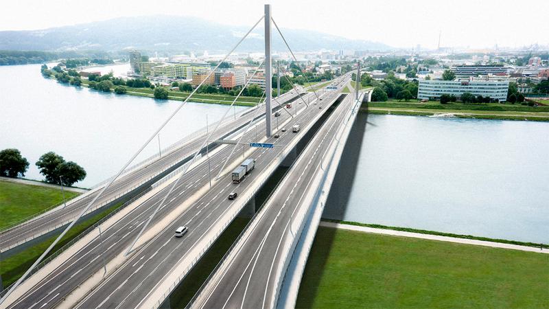Voestbrücke A7