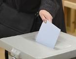 Volksbefragung Stimmabgabe