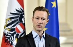 Neuer Kanzleramtsminister Gernot Blümel