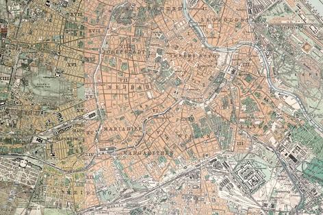 Entwicklung Wiens von 1760 bis heute