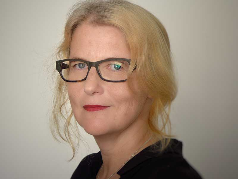 Neue Landestheater Intendantin Stefanie Gräve