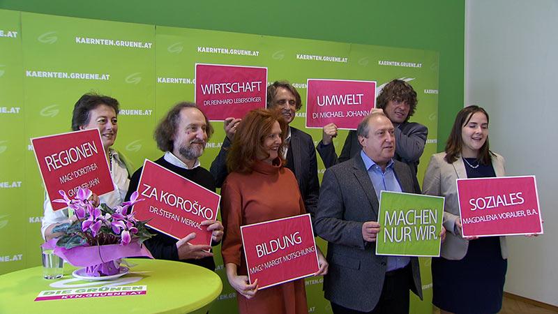 Grüne Kandidaten Landtagswahl
