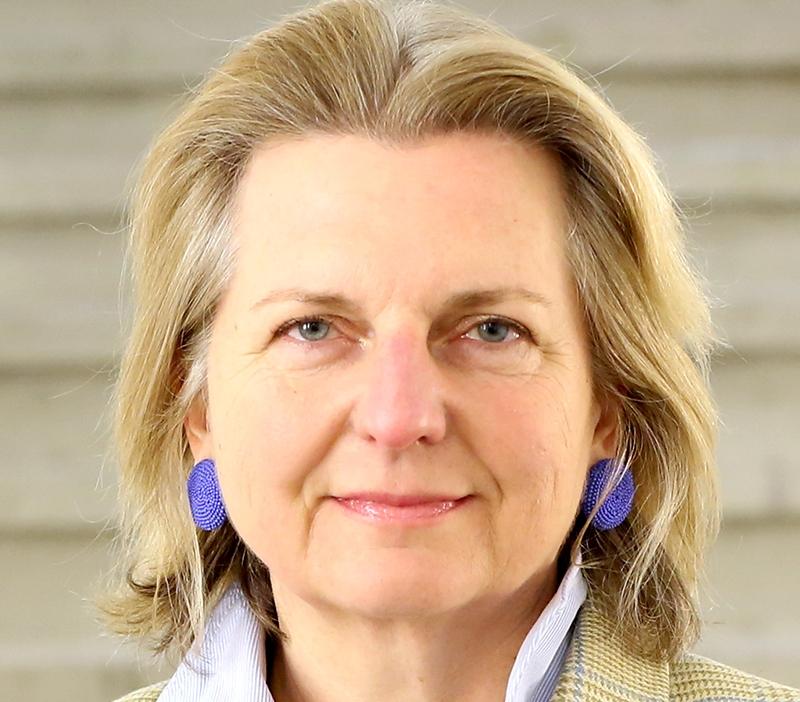 Neue Außenministerin Karin Kneissl