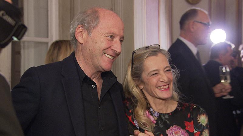 Robert Dornhelm und Kathrin Zechner