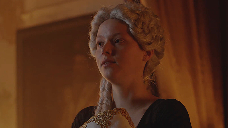 Marie-Luise Stockinger  als Maria Theresia