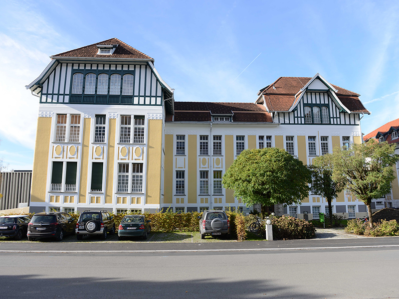 Palliativstation Hohenems