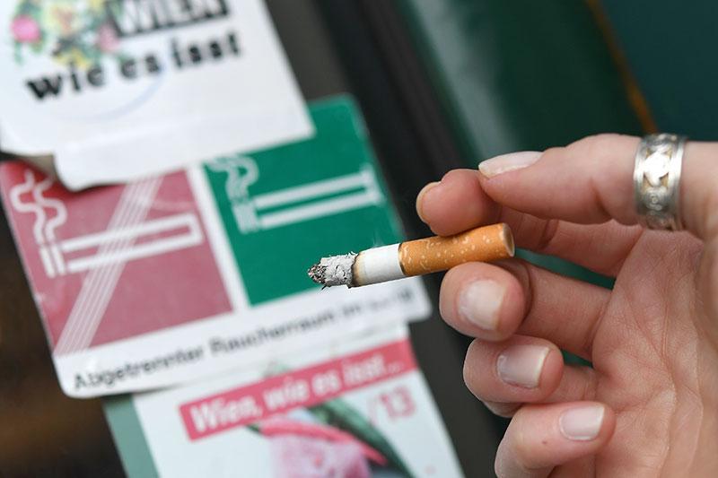 Raucherregelung Symbolbild