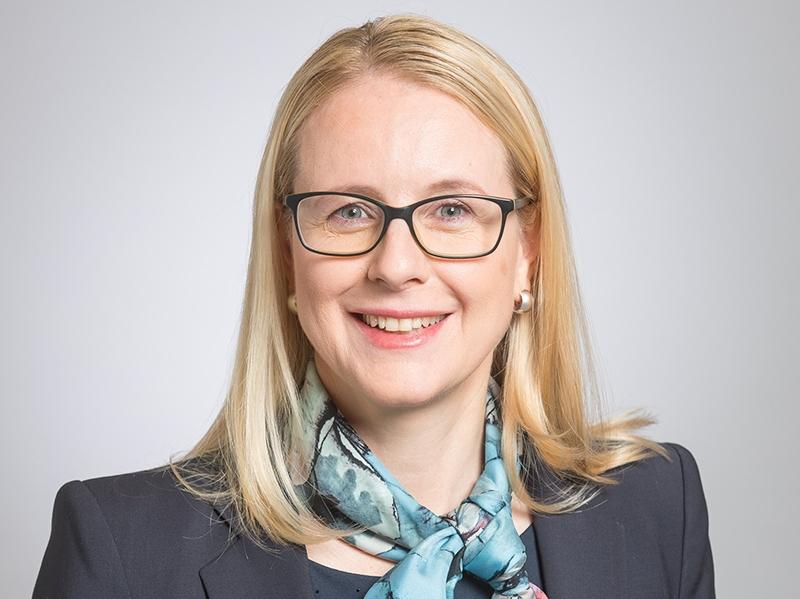 Neue Wirtschaftsministerin Margarete Schramböck