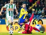 Fußball Bundesliga SKN Sankt Pölten Rapid