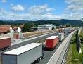 Slovenija Maut cestnina promet tovornjaki avtocesta
