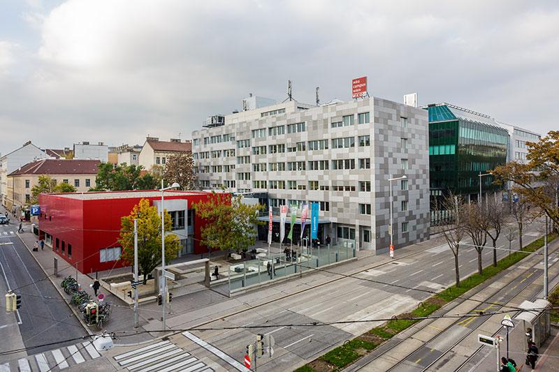 Wirtschaftskammer Wien FH Wien