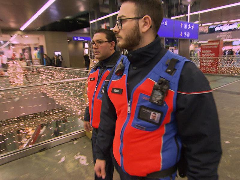 Bodycams auch für ÖBB-Zugbegleiter