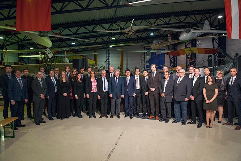 Diamond Aircraft Übernahme Wanfeng Aviation Wr. Neustadt