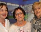 Die Herbstzeitlosen Annelies Scherrer, Brigitte Mathis und Margit Fleisch