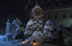 Grab von Josef Mohr in Wagrain