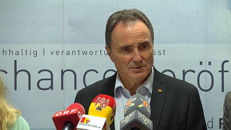 Abschiedspressekonferenz von Helmut Bieler