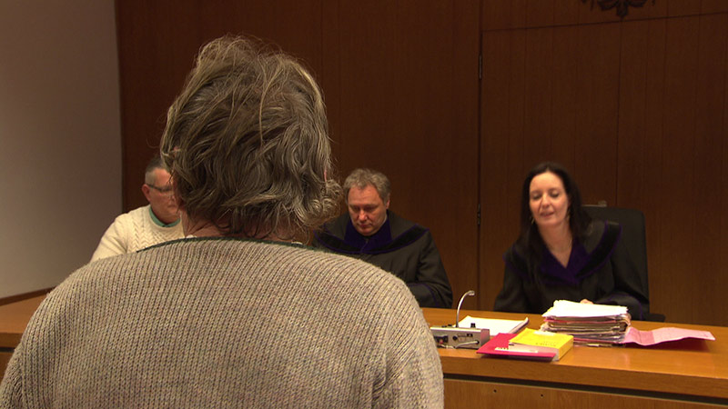 Raub nach 35 Jahren Prozess Kirschentheuer Wechselstube Kroate Überfall