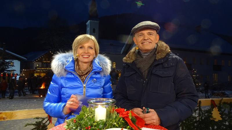 Romy Seidl und Christoph Takacs