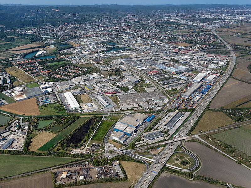 Wirtschaftspark IZ NÖ Süd