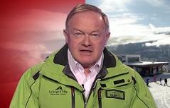 Erich Egger, Geschäftsführer der Schmittenhöhebahnen Zell am See
