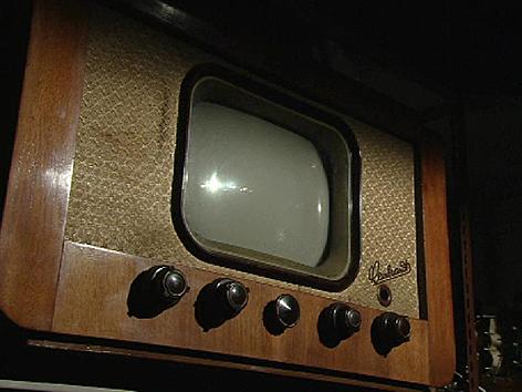 Fernsehen einst