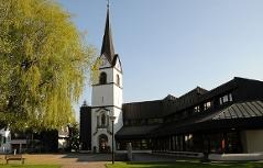 Brandstiftung Kirche Fußach