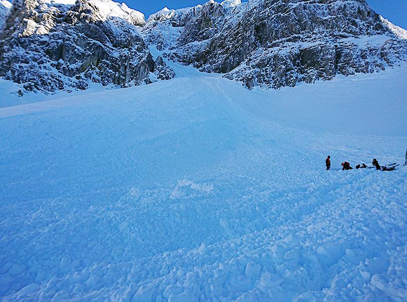 Lawine Zehnerkar Obertauern