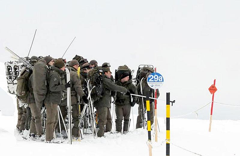 Suchmannschaften des Bundesheeres