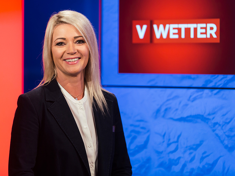 ORF Vorarlberg Wetter Patricia Lipburger-Rehm