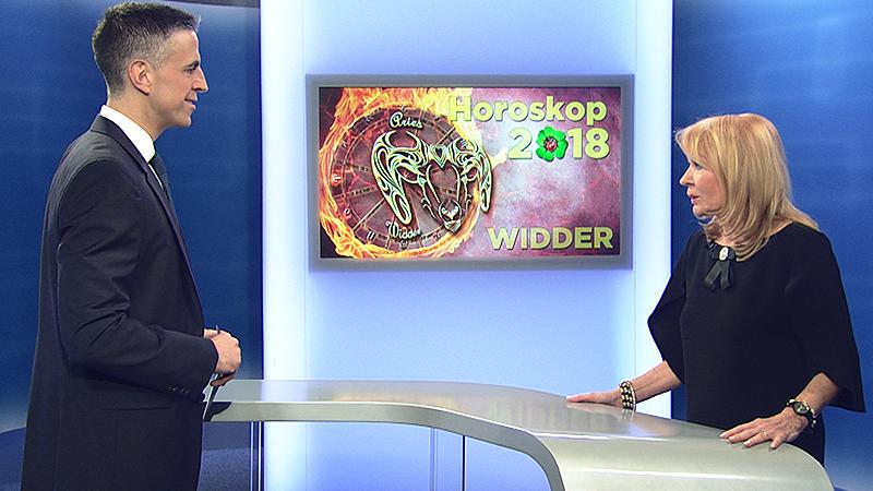Gerda Rogers im Gespräch mit Hannes Auer