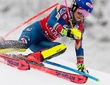 Mikaela Shiffrin Lienz Slalom
