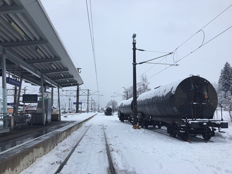 Bahnhof St. Johann