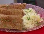 Roggene Bladln mit Sauerkraut