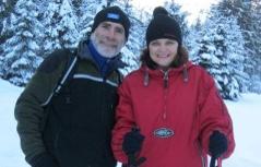 Hans Naglmayr und Caroline Koller