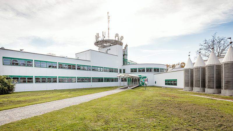 Das ORF-Landesstudio Steiermark