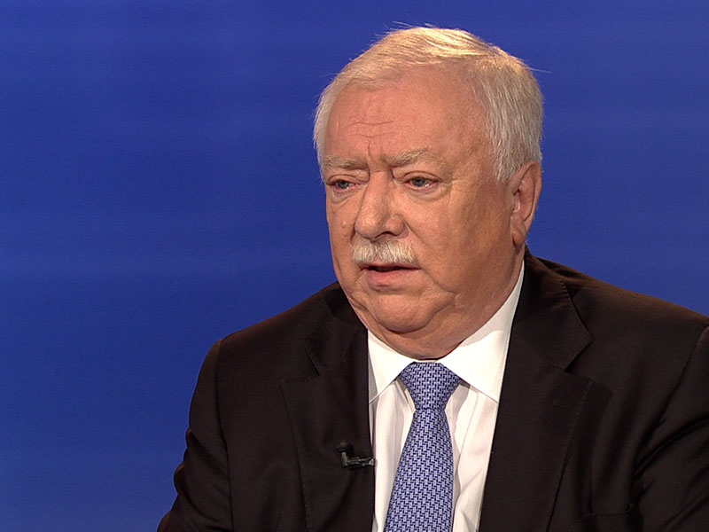 """Wiener SPÖ-Chef und Bürgermeister Michael Häupl im """"Wien heute""""-Interview zum Jahreswechsel"""