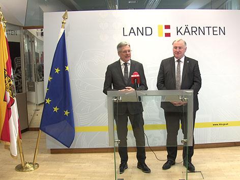 PK Kärnten Europa Kaiser Lampertz