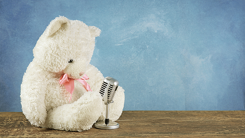 Teddy - Kinderreporter