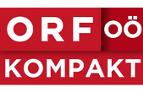 ORF OÖ kompakt Logo mit weißem Hintergrund