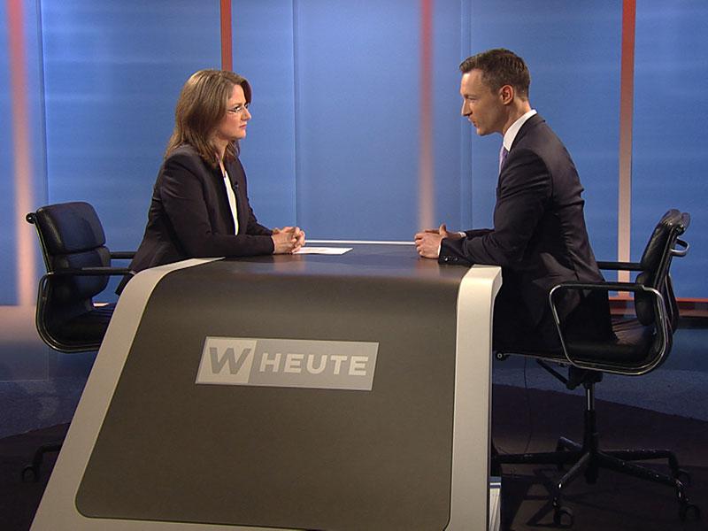 """Wiens ÖVP-Chef und Kanzleramtsminister Gernot Blümel im """"Wine heute_Interview zum Jahreswechsel"""