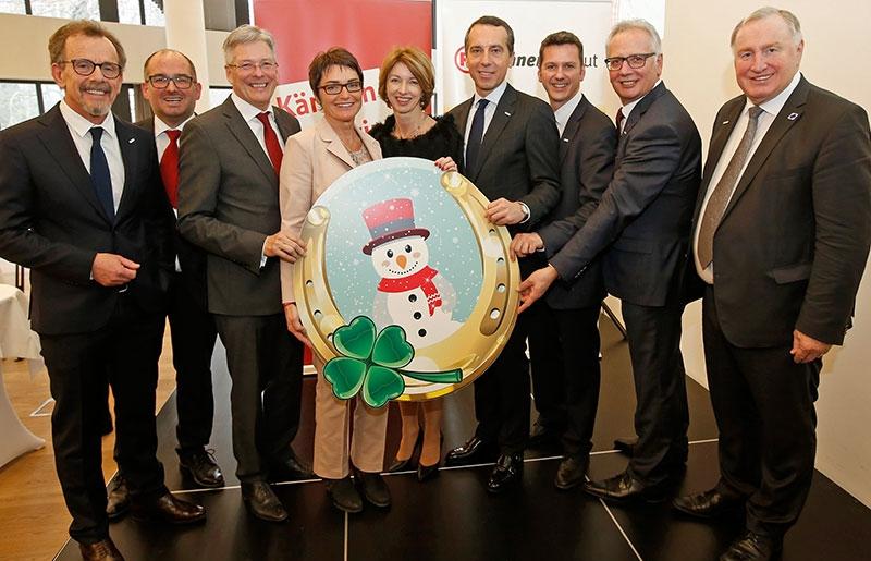 Neujahrsempfang SPÖ