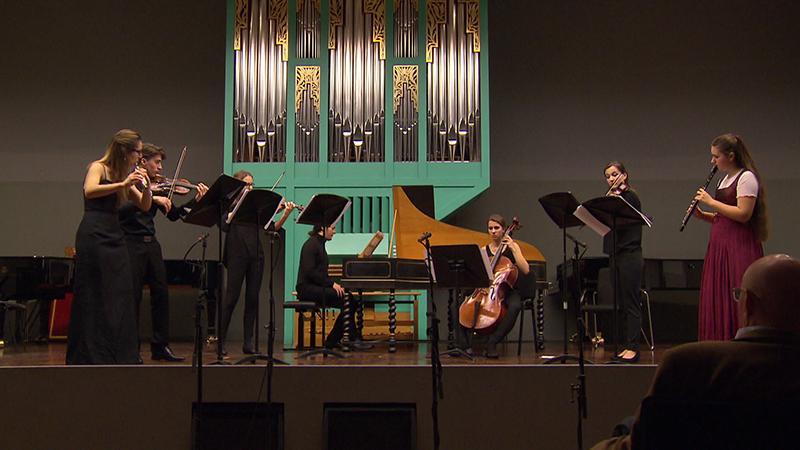 Barockfest, Joseph Haydn Konservatorium Eisenstadt
