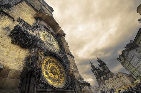 Astronomische Uhr Prag