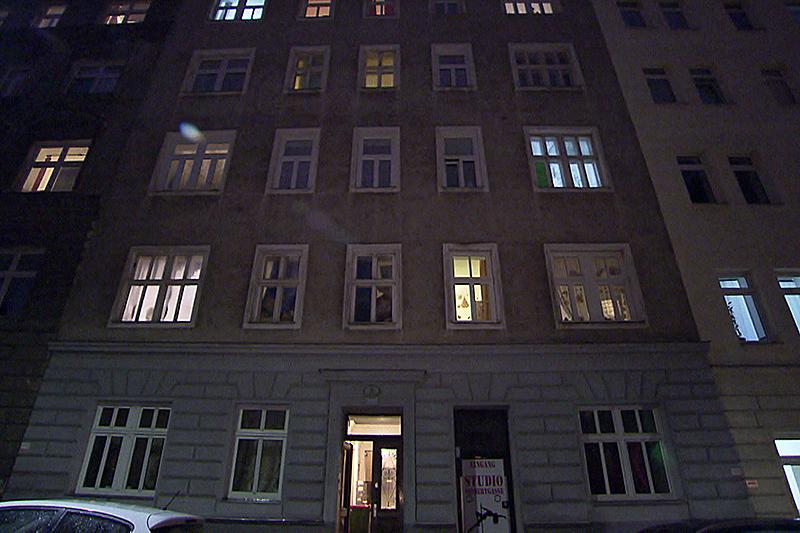 Fenstersturz Meiding Siebertgasse