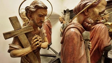 Prags astronomische Uhr Apostel